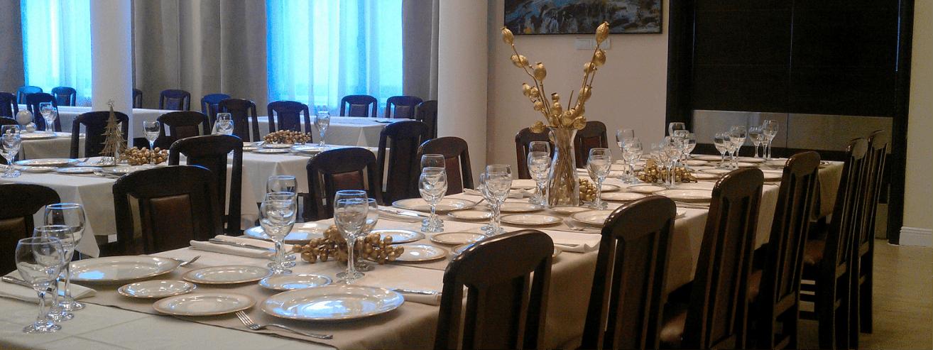 Unutrašnjost restorana Vrelo